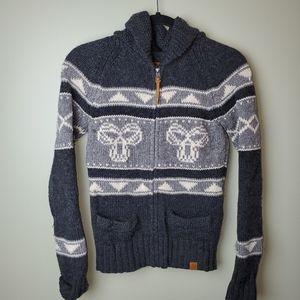 Aritzia | TNA Grey Wool Sweater Size Small
